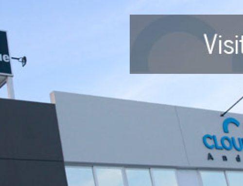 Nueva Visita a nuestro Cloud Center