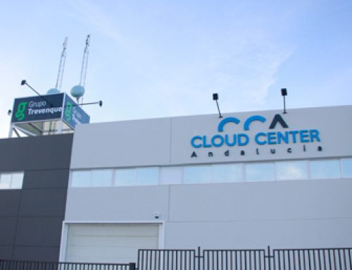 Primera visita del 2014 a nuestro Cloud Center