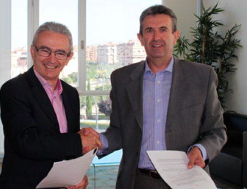 Firma Convenio entre Grupo Trevenque y Cámara Comercio Granada