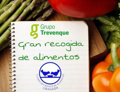 Grupo Trevenque se une a los Voluntarios del Banco de Alimentos como p...