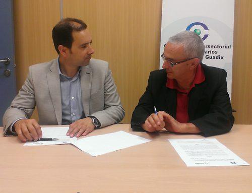 Convenio de colaboración entre Grupo Trevenque y La Asociación Inter...