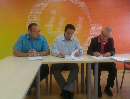 Infowork y Grupo Trevenque firman un acuerdo de distribución