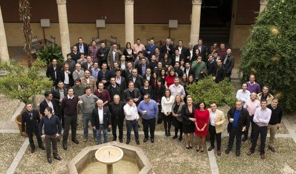 Imagen de la XXII Reunión Anual de Grupo Trevenque que tuvo lugar el 13 de diciembre. / GT.