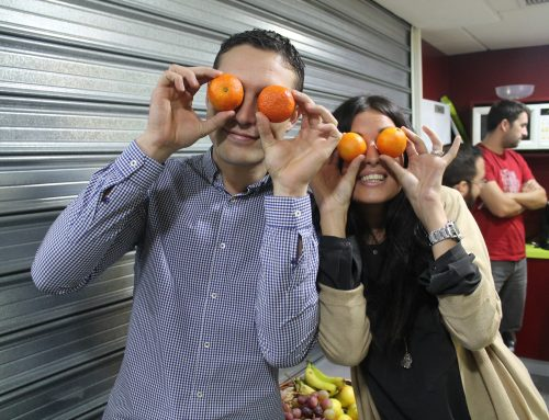 El 'fruto' de una idea saludable