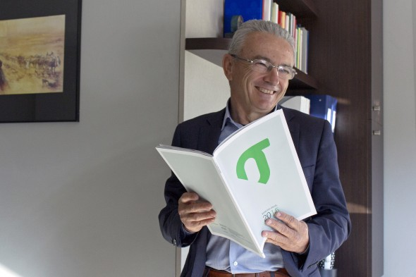 Juan Ramón Olmos, Director general de Grupo Trevenque. / Alejandro Muñoz