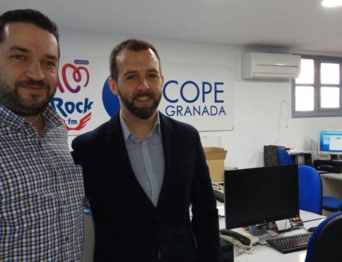 Grupo Trevenque y COPE conversan sobre tecnología con las empresas
