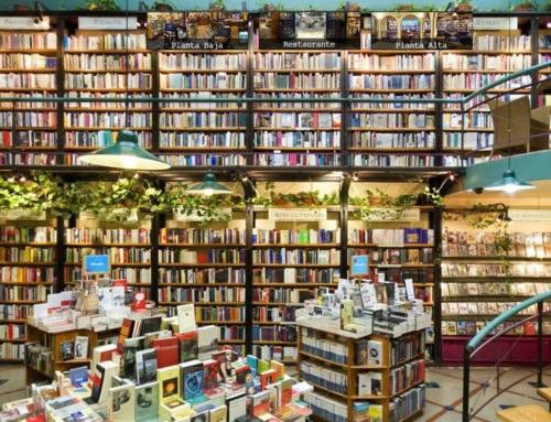René Reyes, gerente de Librería el Péndulo nos habla de su experien...