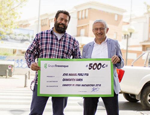 Jose Manuel Pérez, el ganador de la V Edición de las Ideas Innovador...