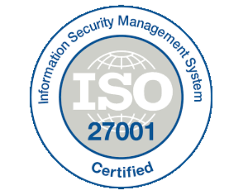 Certificado del Sistema de Gestión de Seguridad de la Información