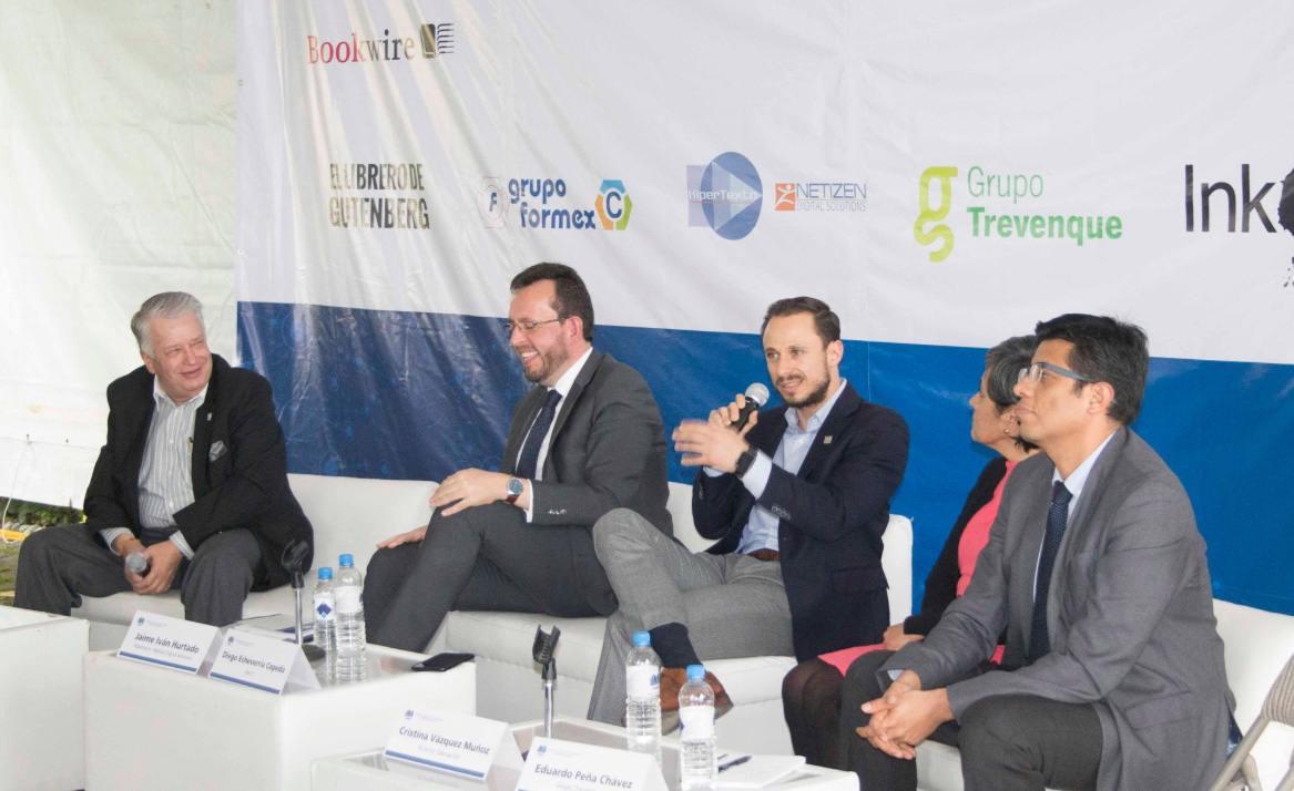 II Feria de la Innovación y Tecnología Editorial