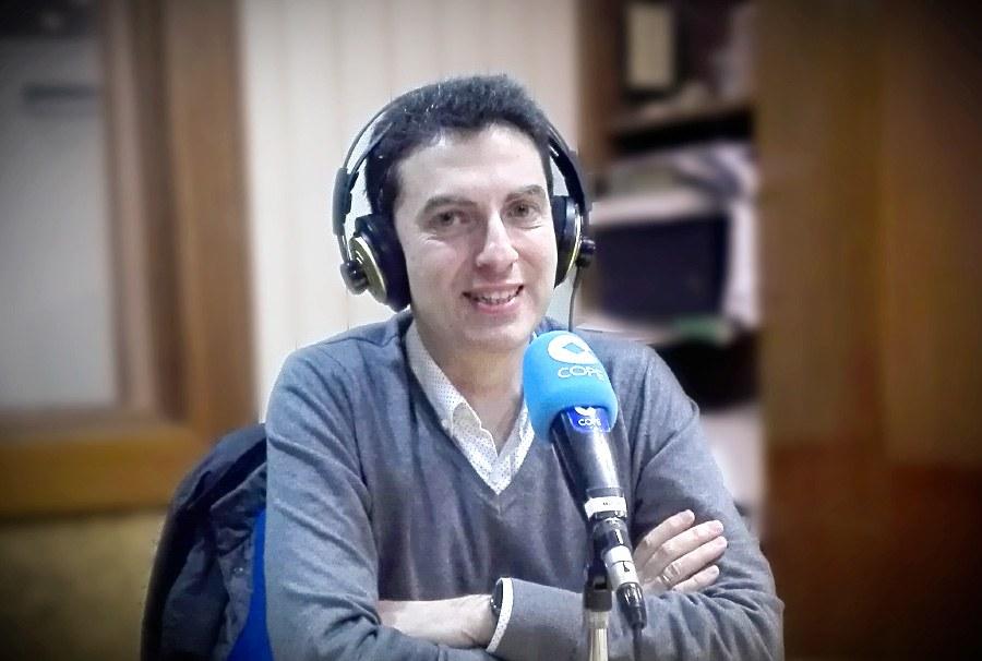 José Fernando López Navarro, en COPE Granada