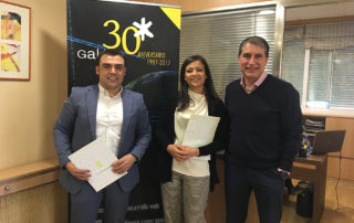 Acuerdo entre Grupo Trevenque y Galileo IyS