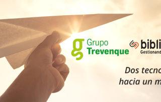 Bibliomanager y Grupo Trevenque alcanzan un acuerdo internacional