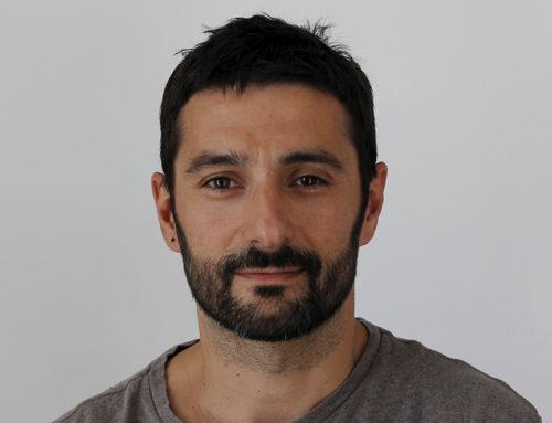 """Alejandro Muñoz: """"En Grupo Trevenque tengo la oportunidad de tr..."""