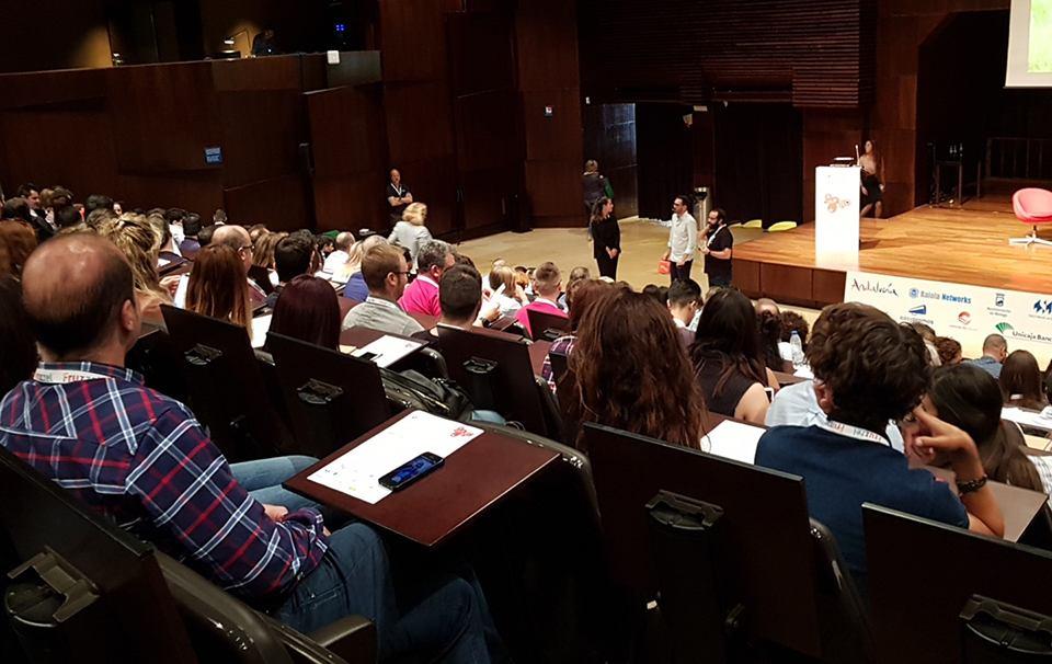 Instante del eCongress de Málaga celebrado en 2018