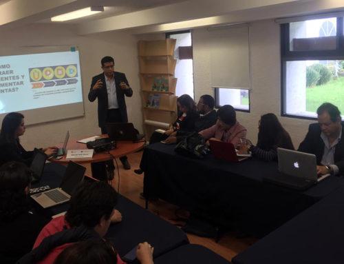 Éxito de participación en el Foro de Innovación Editorial de Méxic...