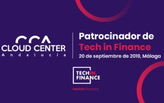 Cloud Center Andalucía patrocina Tech In Finance