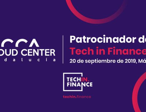 Cloud Center Andalucía patrocina la celebración en Málaga de Tech I...