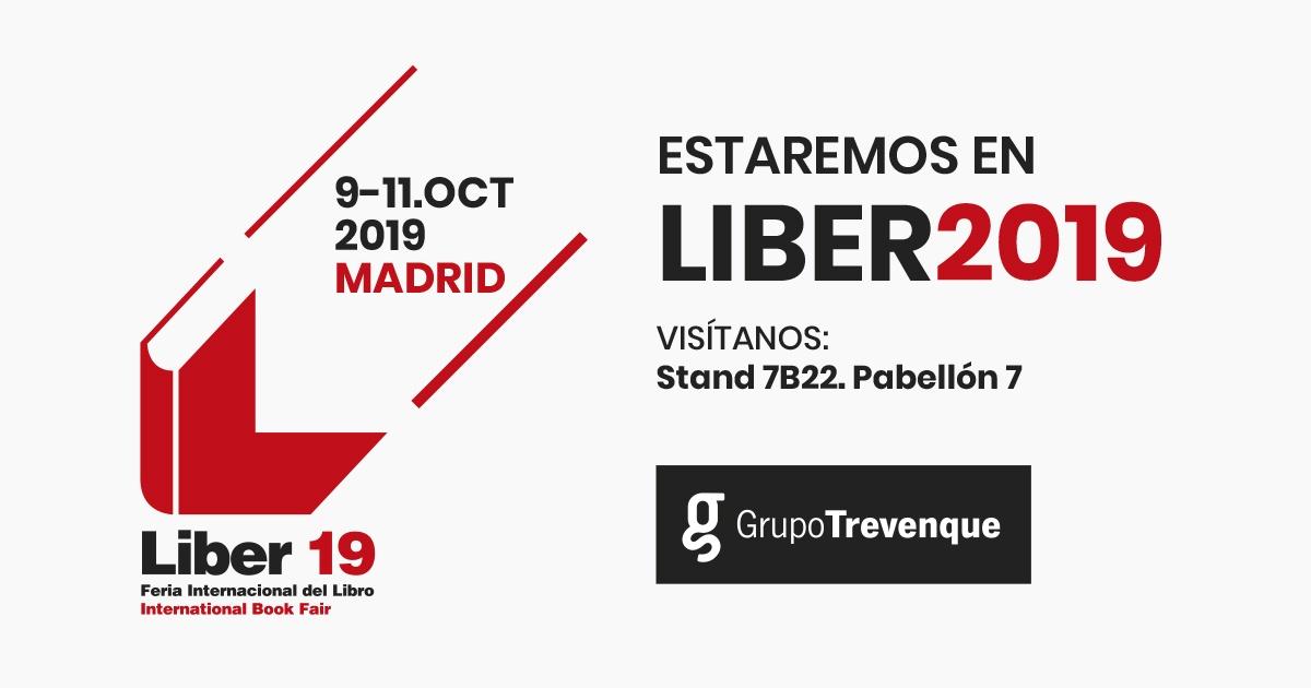 Grupo Trevenque presenta en LIBER sus soluciones de gestión para el s...