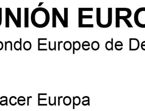 Incentivo de la Agencia Idea y el fondo FEDER para el proyecto '...