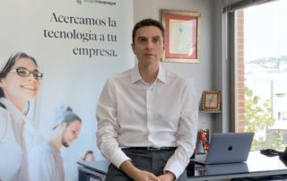 José Fernando López Navarro, en un vídeo para COPE Granada