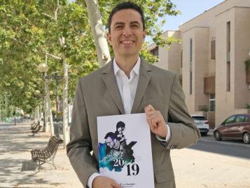José Fernando López Navarro, con la Memoria Anual Corporativa 2019 de Grupo Trevenque