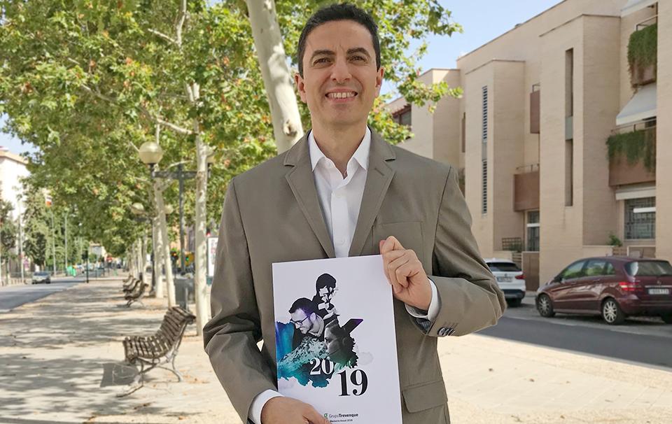 José Fernando López Navarro, con la Memoria Anual Corporativa 2019 [...]</p srcset=