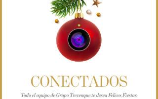 Más conectados que nunca: El equipo de Grupo Trevenque te desea Felices Fiestas