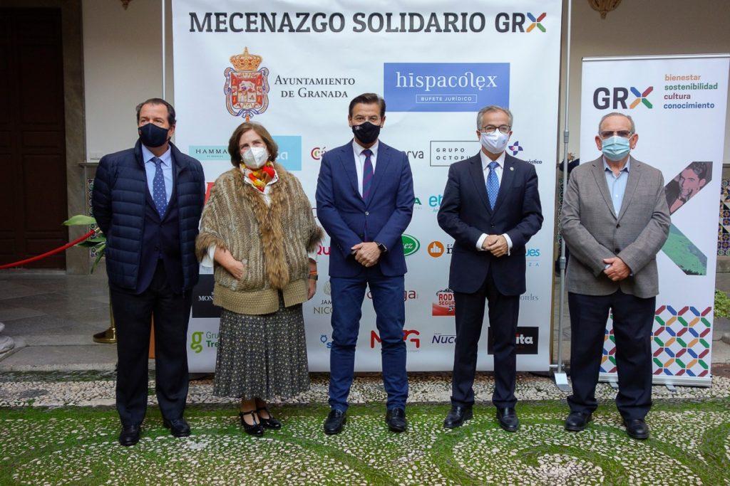 Grupo Trevenque se suma a la plataforma 'Mecenazgo solidario GRX'