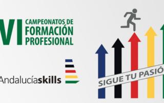 Cloud Center Andalucía patrocina Andalucía Skills 2021, la VI Edición de los Campeonatos de FP