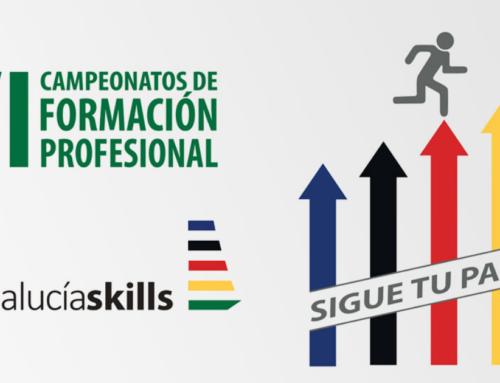 Cloud Center Andalucía patrocina Andalucía Skills 2021, la VI Edición ...