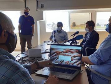 Cloud Center Andalucía, protagonista de un programa especial sobre tecnología de Cope Granada