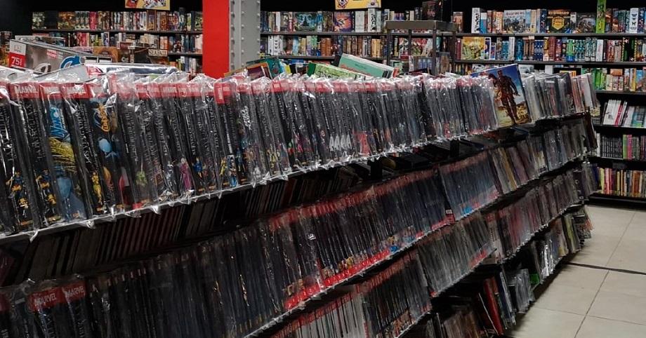 Comic Stores implementa la tecnología RFID con la colaboración de Grupo Trevenque