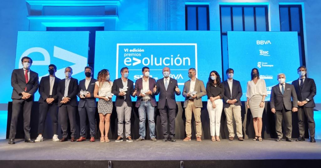 Premios Evolución Grupo Trevenque