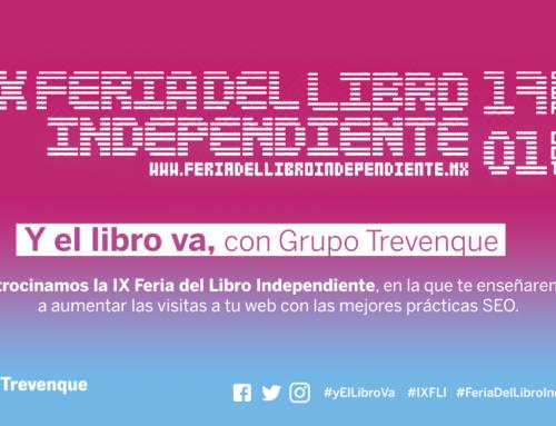 Grupo Trevenque patrocina la IX Feria del Libro Independiente, en la q...