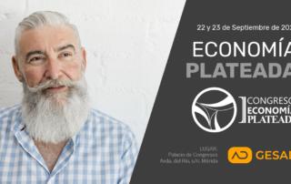 Gesad tomará parte en el primer Congreso Internacional de Economía Plateada