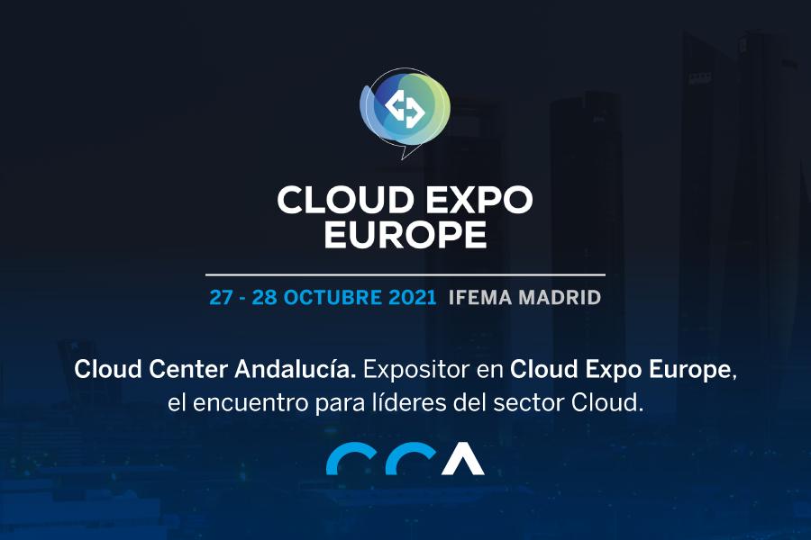 Cloud Center Andalucía, expositor en Cloud Expo Europe - Madrid [...]</p srcset=
